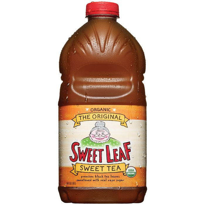 Sweet Leaf Original Iced Tea 64 fl. Oz Plastic  (Pack of 8)