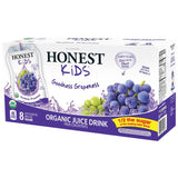 Honest Kids Goodness Grapeness Organic Juice Drink 54 fl. Oz  (Pack of 4)