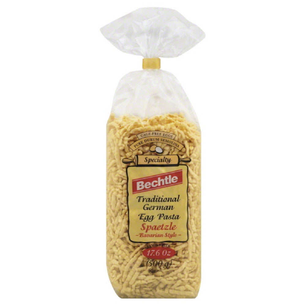 Bechtle Family Size Spaetzle Traditional German Egg Pasta, 17.6 Oz (Pack of 12)