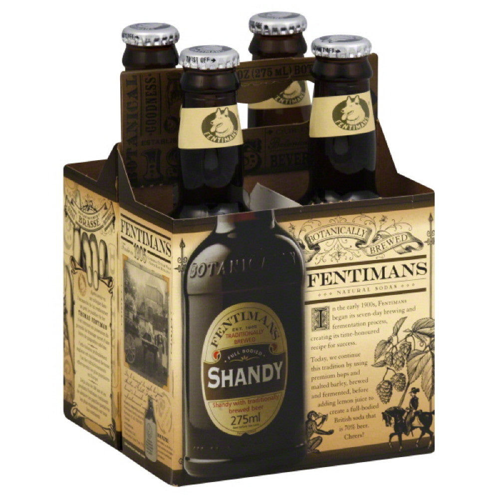 Fentimans Shandy, 37.2 Fo (Pack of 6)