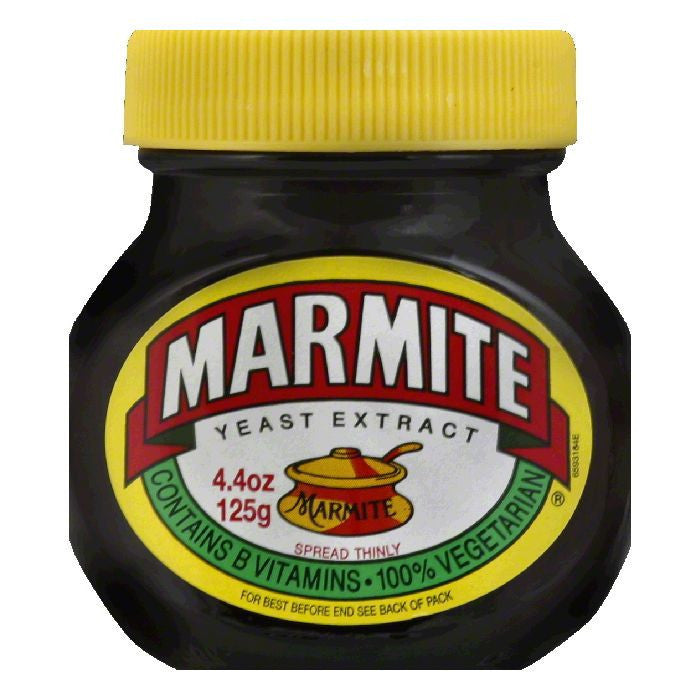 Marmite Flavored Yeast Extract, 4.4 OZ (Pack of 12)