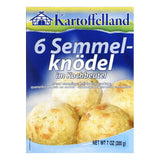 Kartoffelland Dumplings 6 Bread Bag, 7 OZ (Pack of 7)