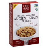One Degree Organic Foods Ancient Grain Flakes Cereal, 12 Oz (Pack of 6)