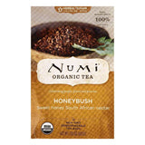Numi Bags Caffeine Free Honeybush Organic Tea, 18 ea (Pack of 6)