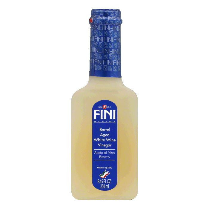 Fini White Wine Vinegar, 8.45 OZ (Pack of 6)