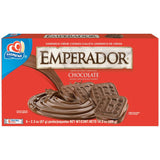 Gamesa Emperador Chocolate Sandwich Creme Cookies 14.34 Oz  (Pack of 12)