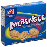 Gamesa Merengue Marshmallow Cookies, 15.6 Oz (Pack of 12)