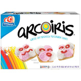 Gamesa Marshmallow Cookies 6 Packs Arcoiris 15.52 Oz Package (Pack of 12)