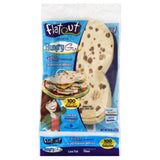Flatout Traditional White Flatbread, 9 Oz (Pack of 12)