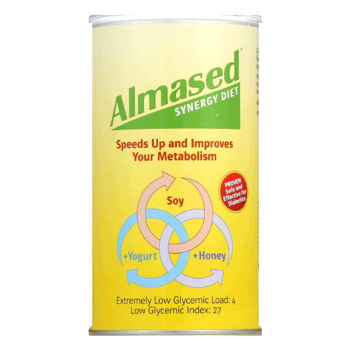 Almased Synergy Diet, 17.6 Oz