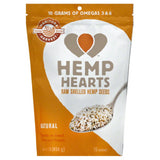 Manitoba Harvest Raw Shelled Hemp Seeds, 16 Oz (Pack of 6)