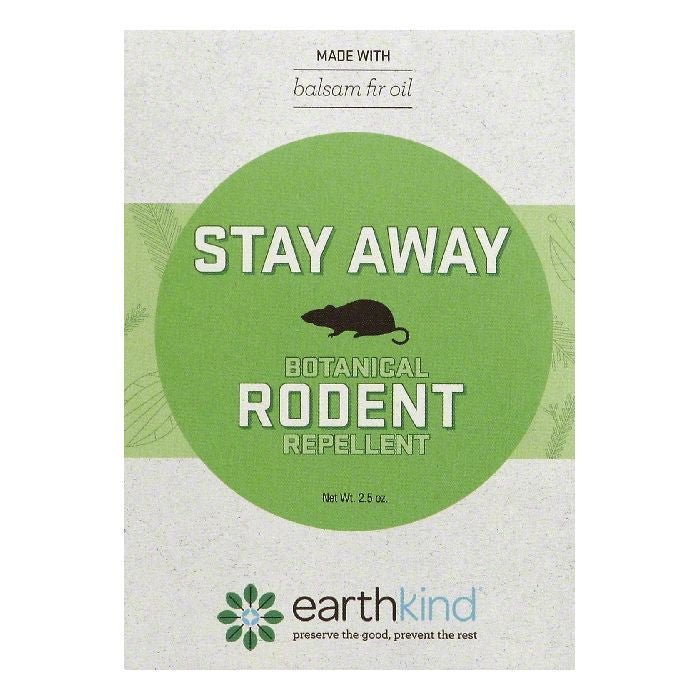 Earthkind Scent Pouch Rodent Stay Away, 1 ea (Pack of 8)