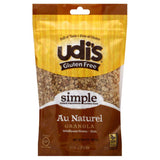 Udis Au Naturel Granola, 12 Oz (Pack of 6)