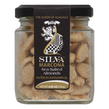 Silva Sea Salted Marcona Almonds, 4.58 OZ (Pack of 6)