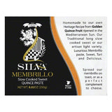 Silva Slow Cooked Sweet Quince Paste, 8.8 OZ (Pack of 6)