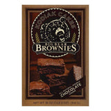 Kodiak Cakes Double Chocolate Chunk Big Bear Brownies, 18 OZ (Pack of 6)