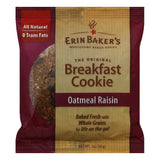 Erin Baker's Oatmeal Raisin Cookies, 3 OZ (Pack of 12)
