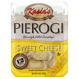 Kasias Sweet Cheese Pierogies, 14 Oz (Pack of 6)