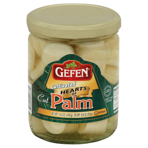 Gefen Cut Hearts of Palm, 14.5 Oz (Pack of 12)