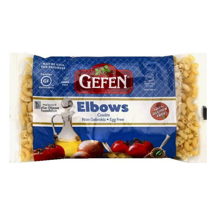 Gefen Elbows, 9 OZ (Pack of 12)
