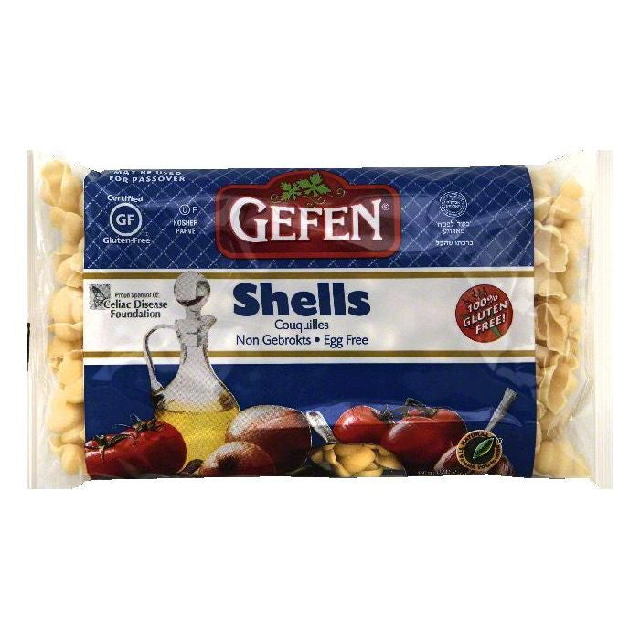 Gefen Shells, 9 OZ (Pack of 12)
