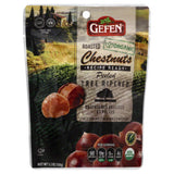 Gefen Peeled Roasted Organic Chestnuts, 5.2 Oz (Pack of 12)