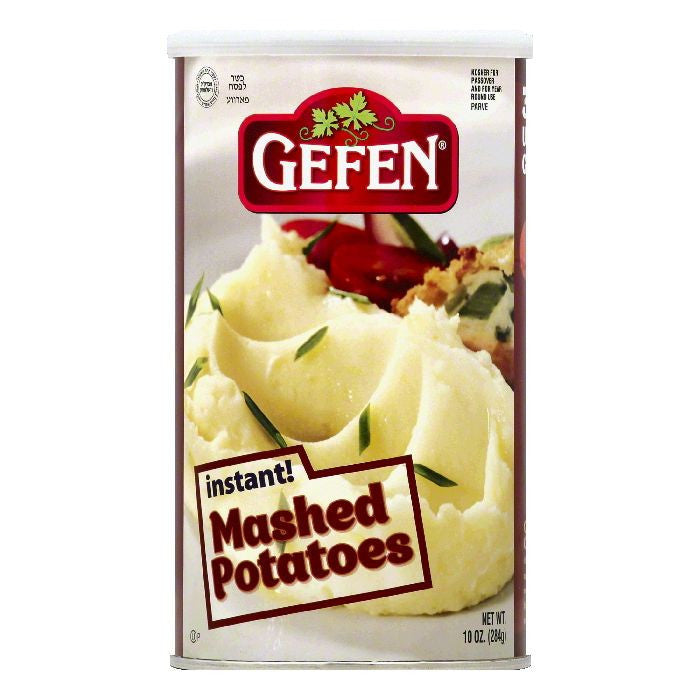 Gefen Instant Mashed Potatoes, 10 OZ (Pack of 12)