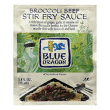 Blue Dragon Broccoli Beef Stir Fry Sauce, 3.4 Oz (Pack of 12)