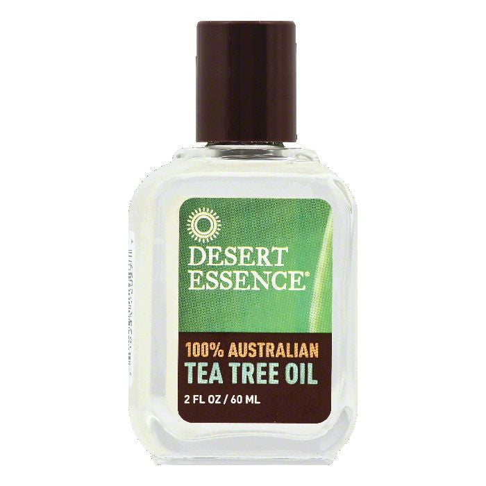 Desert Essence Tea Tree Oil, 2 OZ