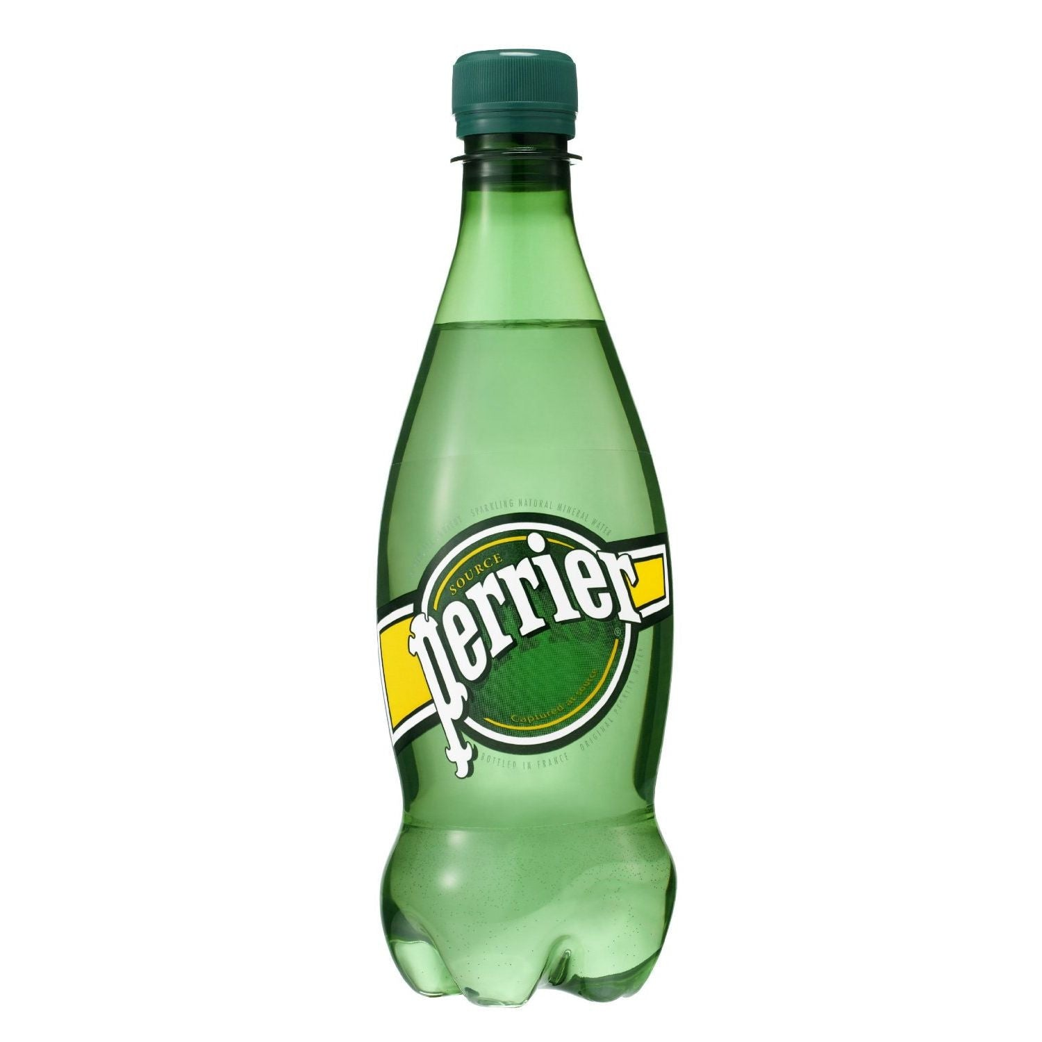 Perrier Sparkling Natural Mineral Water, 16.9 Oz (Pack of 4)