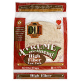 Ole Mexican, Wrap Xtreme High Fiber Low Carbs, 12.7 OZ (Pack of 6)