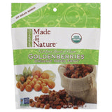 Made In Nature Organic Dried Fruit Goldenberries, 6 Oz (Pack of 6)