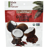 Made In Nature Mexican Spiced Cacao Toasted Coconut Chips, 3 Oz (Pack of 6)