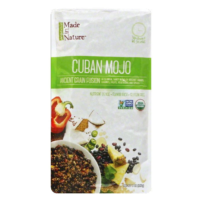 Made In Nature Cuban Mojo Ancient Grain Fusion, 8 OZ (Pack of 6)