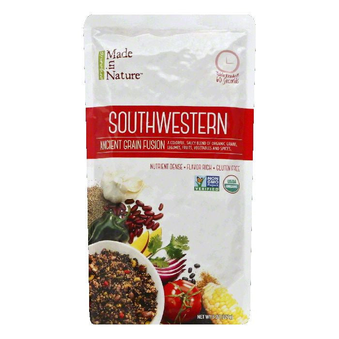 Made In Nature Southwestern Ancient Grain Fusion, 8 OZ (Pack of 6)