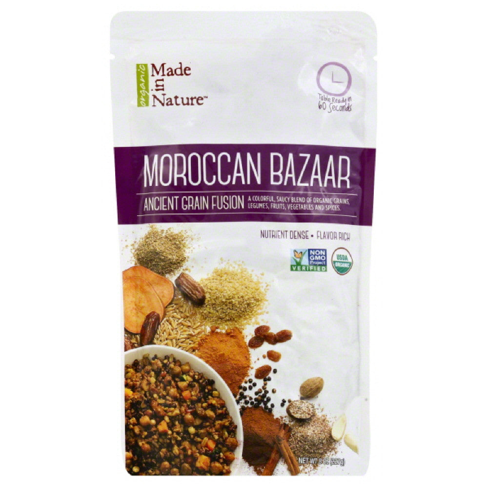 Made In Nature Moroccan Bazaar Ancient Grain Fusion, 8 Oz (Pack of 6)