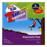 Clif Chocolate Chip Protein Z Bar, 6.35 Oz (Pack of 6)