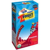 CLIF Kid ZFruit Strawberry Twisted Fruit Ropes 6 ct  (Pack of 6)