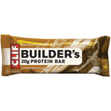 CLIF Builder's Chocolate Peanut Butter Protein Bar 2.4 Oz  (Pack of 12)