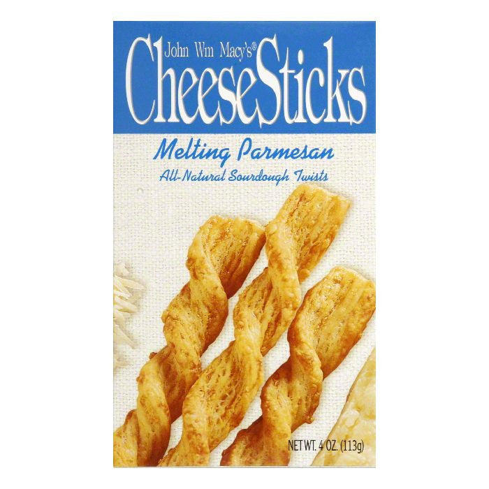 Macys Cheesestick parm melting, 4 OZ (Pack of 8)