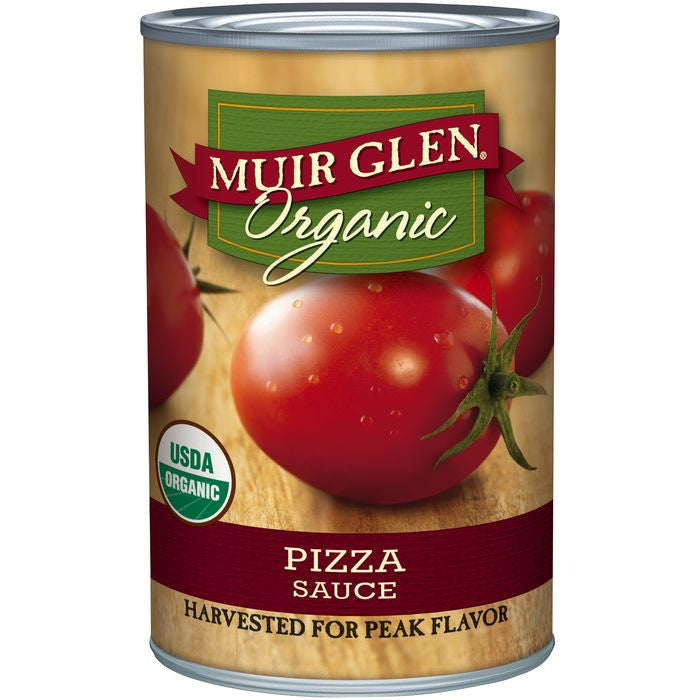 Muir Glen Organic Pizza Sauce 15 Oz  (Pack of 12)