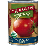 Muir Glen Organic Tomato Paste 6 Oz  (Pack of 12)