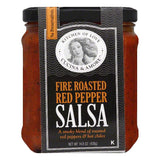 Cucina & Amore Fire Roasted Red Pepper Salsa, 14.5 Oz (Pack of 6)