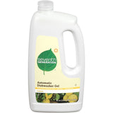 Seventh Generation Lemon Automatic Dishwasher Gel 42 Oz Plastic Jug (Pack of 6)