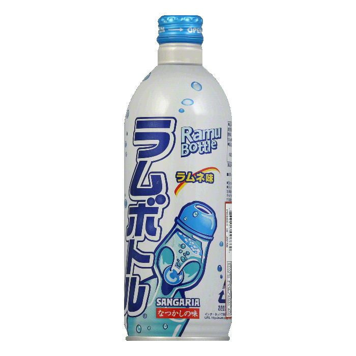 Sangaria Ramune Soda, 16.9 FO (Pack of 24)