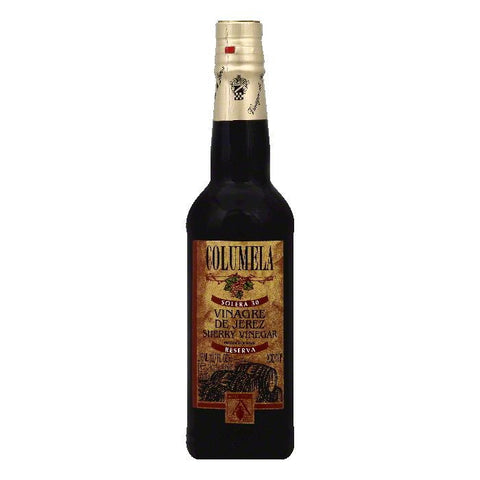 Columela Sherry Vinegar, 12.7 OZ (Pack of 6)