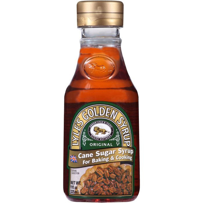 Lyle's Golden Syrup Original 11 fl. Oz  (Pack of 12)