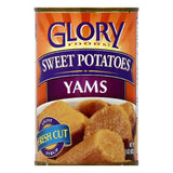 Glory Foods Sweet Potatoes, 15 OZ (Pack of 12)