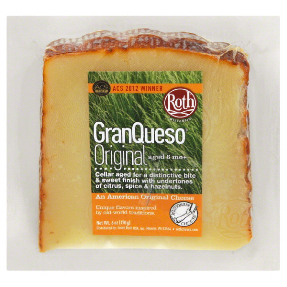 Roth Original GranQueso, 6 Oz (Pack of 12)