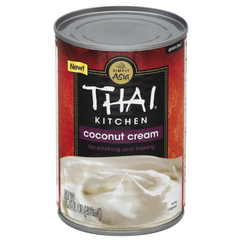 Simply Asia Coconut Cream, 13.66 Oz (Pack of 6)